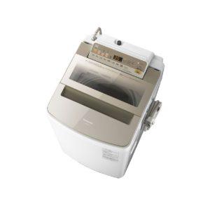 パナソニックNA-FA100H5全自動洗濯機