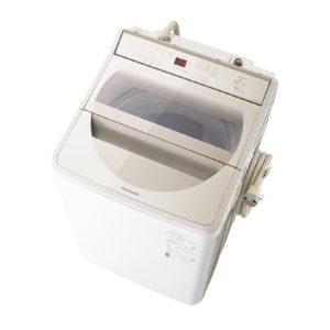 パナソニックNA-FA100H8全自動洗濯機シャンパン