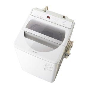 パナソニックNA-FA100H8全自動洗濯機ホワイト