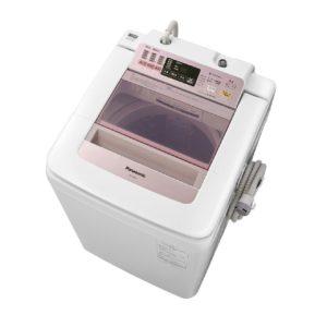 パナソニックNA-FA80H1全自動洗濯機