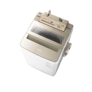パナソニックNA-FA80H3全自動洗濯機