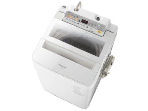 パナソニックインバーター全自動洗濯機NA-FA80H5