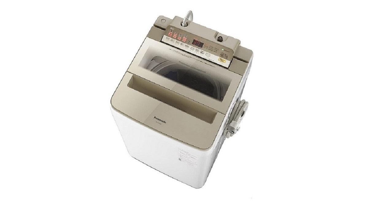 パナソニックNA-FA80H6全自動洗濯機