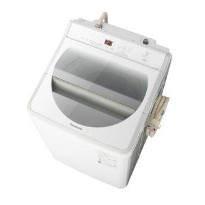 パナソニックNA-FA80H7インバーター全自動洗濯機
