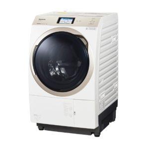 パナソニックNA-VX900Aななめドラム洗濯乾燥機