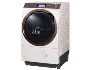 パナソニックななめドラム洗濯乾燥機NA-VX9800
