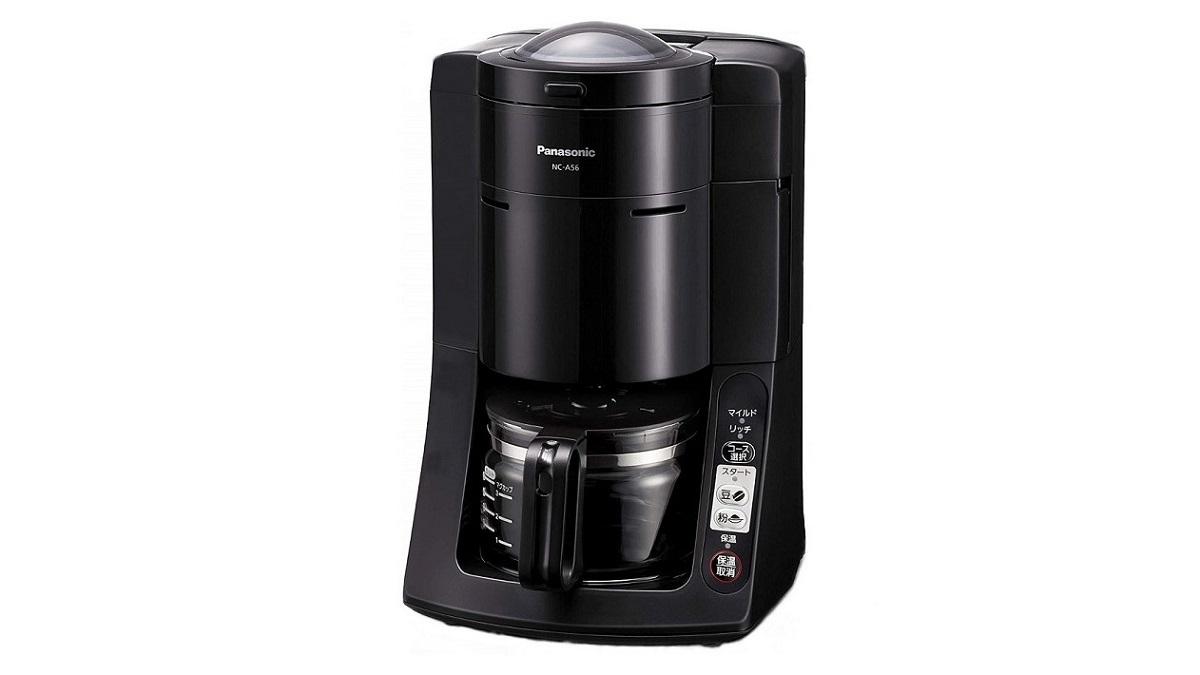 パナソニックNC-A56コーヒーメーカー