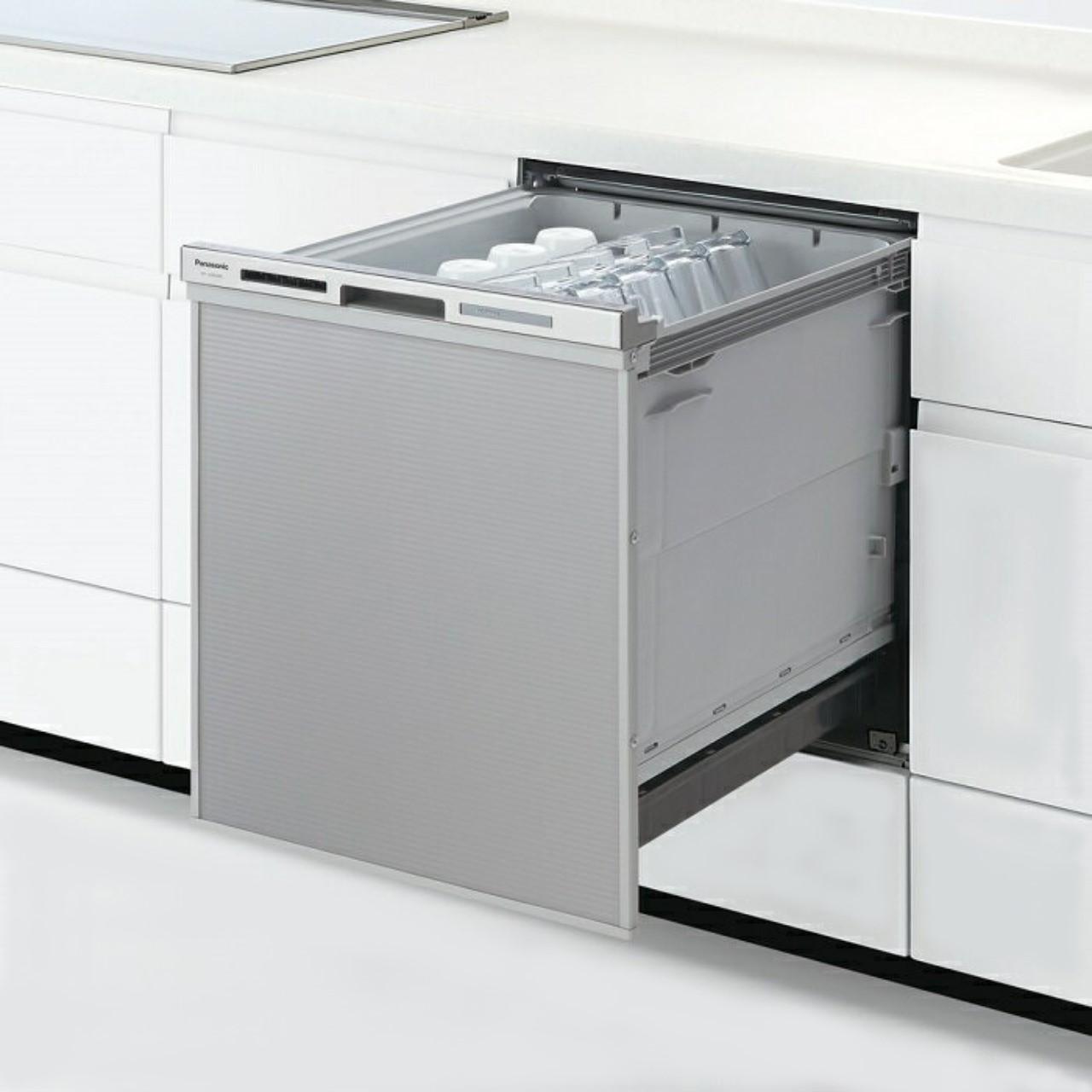 パナソニックNP-45MD8Sビルトイン食器洗い乾燥機