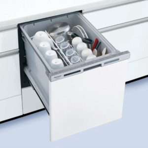 パナソニックNP-45MS8Sビルトイン食器洗い乾燥機