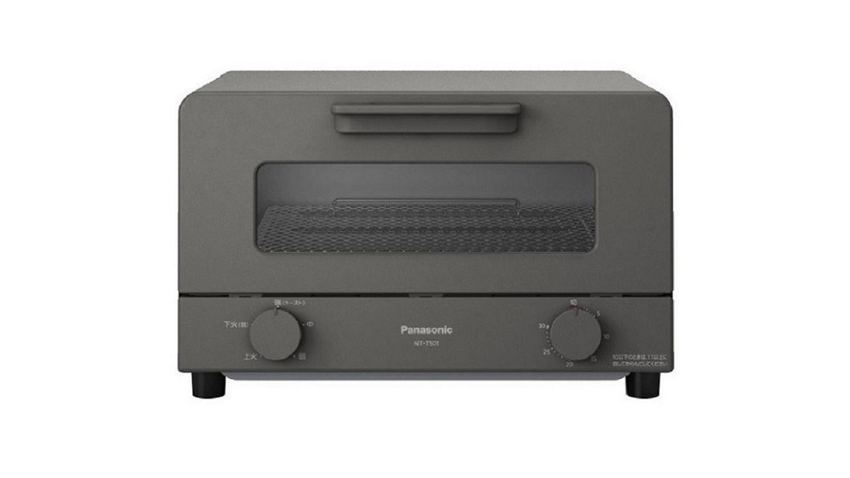 パナソニックNT-T501オーブントースター