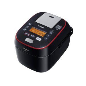 パナソニックWおどり炊きSR-SPA107スチーム&可変圧力IHジャー炊飯器