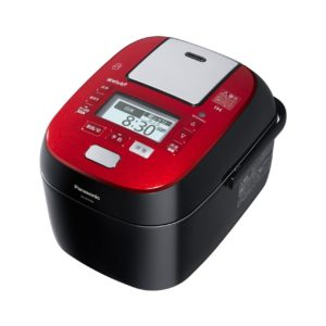 パナソニックWおどり炊きSR-SPX106スチーム&可変圧力IHジャー炊飯器