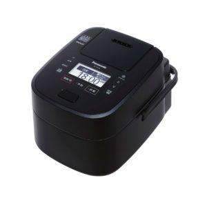パナソニックWおどり炊きSR-VSX108スチーム&可変圧力IHジャー炊飯器