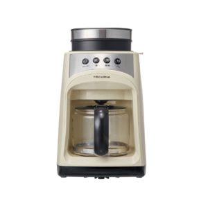レコルト グラインド & ドリップコーヒーメーカー フィーカRGD-1