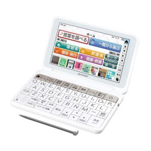 シャープ ブレーンPW-AA1電子辞書 生活・教養モデル
