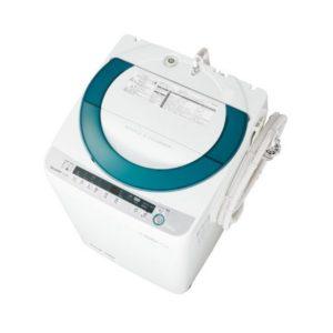 シャープES-GE70P全自動洗濯機