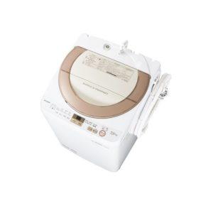 シャープES-GE7A全自動洗濯機
