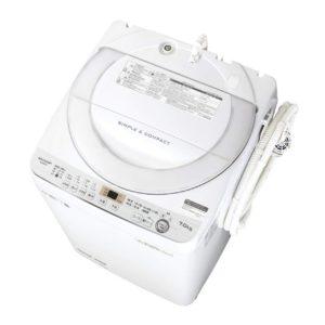 シャープES-GE7C全自動洗濯機
