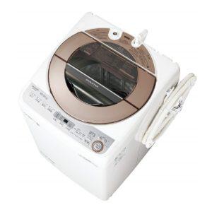 シャープES-GV10C全自動洗濯機