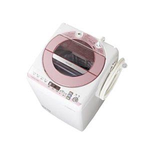 シャープES-GV80P全自動洗濯機