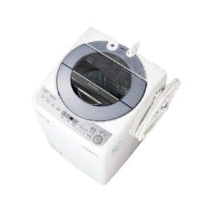 シャープES-GV8C全自動洗濯機