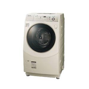 シャープES-V540ドラム式洗濯乾燥機