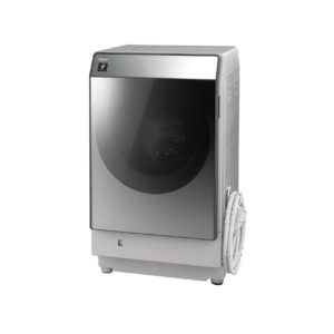 シャープES-W111ドラム式洗濯乾燥機