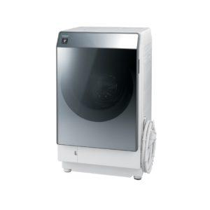 シャープES-W112ドラム式洗濯乾燥機