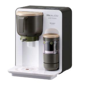シャープヘルシオお茶プレッソTE-GS10Aホワイト