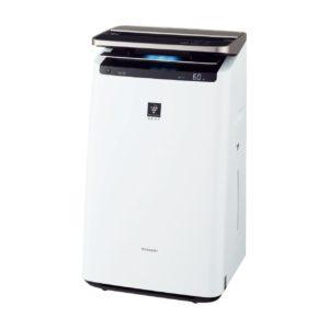 シャープKI-LP100加湿空気清浄機