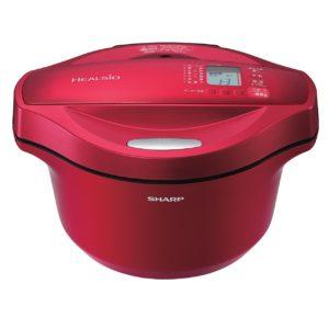 シャープヘルシオホットクックKN-HT24B水なし自動調理鍋