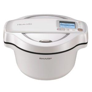 シャープ ヘルシオ ホットクックKN-HW16D自動調理鍋
