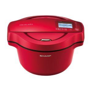 シャープ ヘルシオ ホットクックKN-HW16E水なし自動調理鍋