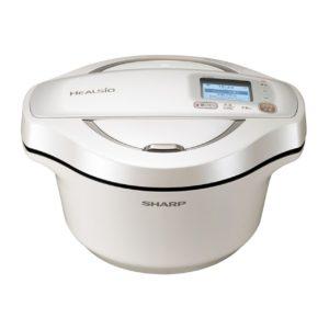 シャープ ヘルシオ ホットクックKN-HW24E水なし自動調理鍋