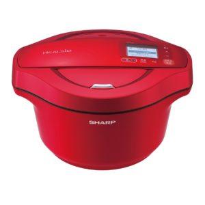シャープ ヘルシオ ホットクックKN-HW24F水なし自動調理鍋