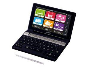 シャープBrain PW-SA2電子辞書