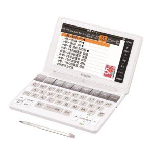 シャープBrain PW-SJ1電子辞書 中学生モデル