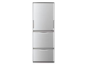 シャープ冷蔵庫SJ-W351D