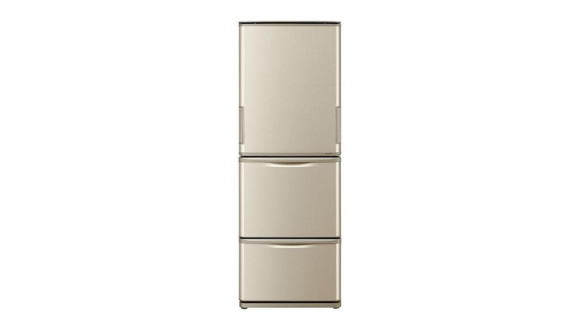 シャープSJ-W353G冷蔵庫