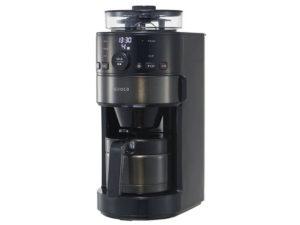 シロカSC-C121コーヒーメーカー