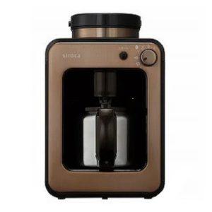 シロカSC-A221全自動コーヒーメーカー