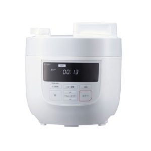 シロカSP-4D151電気圧力鍋