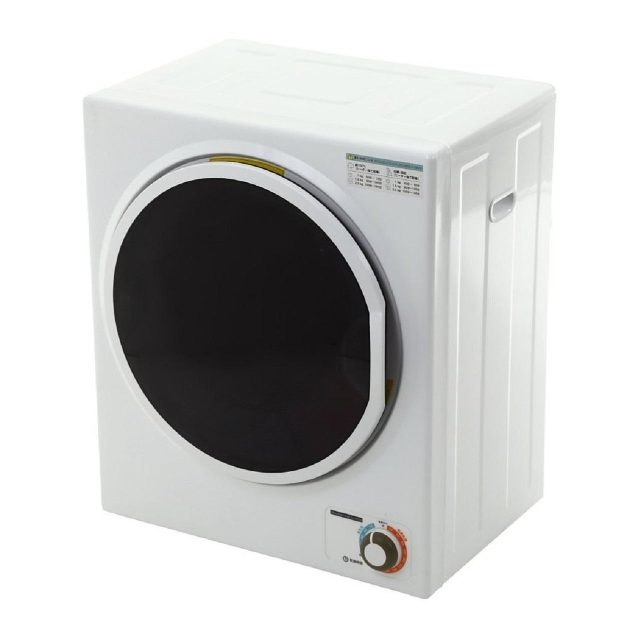 サンルックSR-ASD025W衣類乾燥機