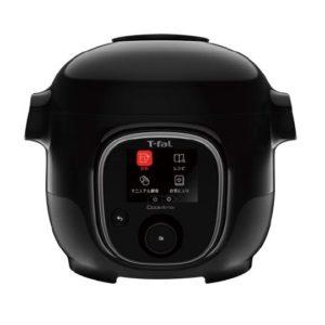 ティファール クックフォーミー3L電気圧力鍋ブラック