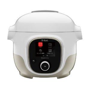 ティファール クックフォーミー3L電気圧力鍋ホワイト