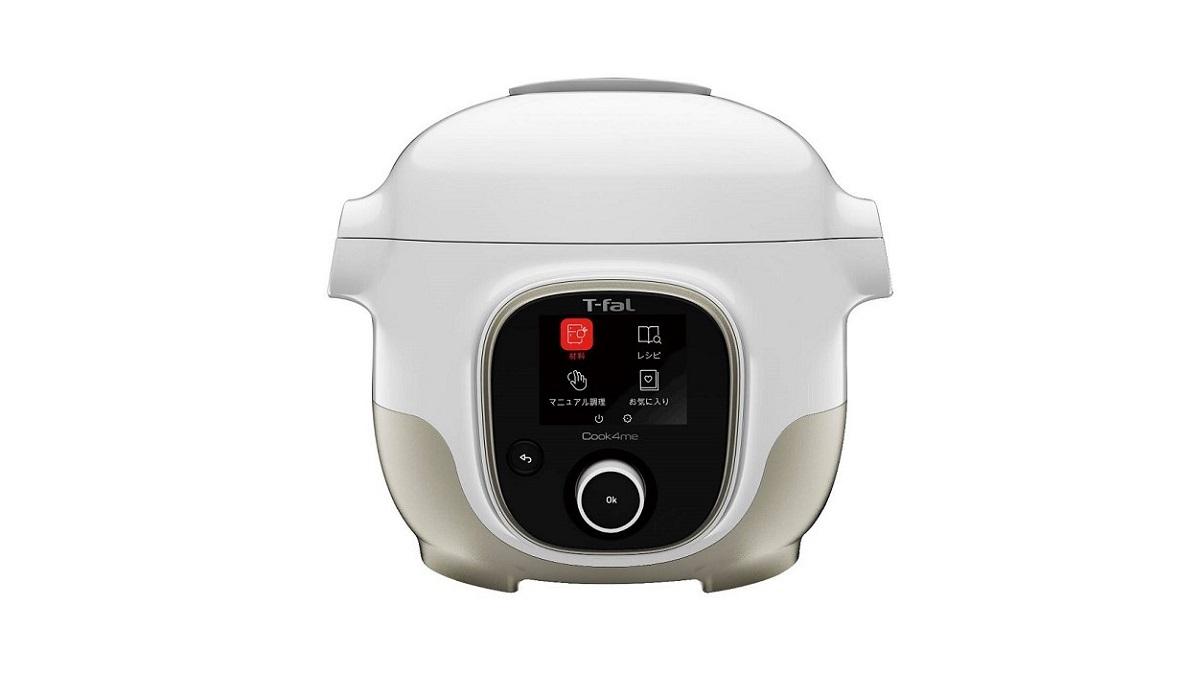 ティファール クックフォーミー3L電気圧力鍋