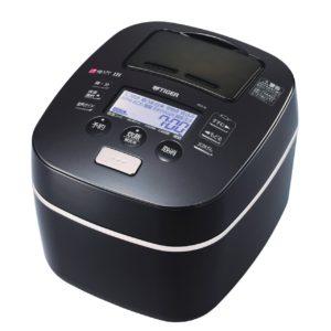 タイガー土鍋圧力IH炊飯ジャー炊きたてJKX-G100