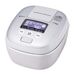 タイガー炊きたてJPC-A101可変圧力IH炊飯ジャー