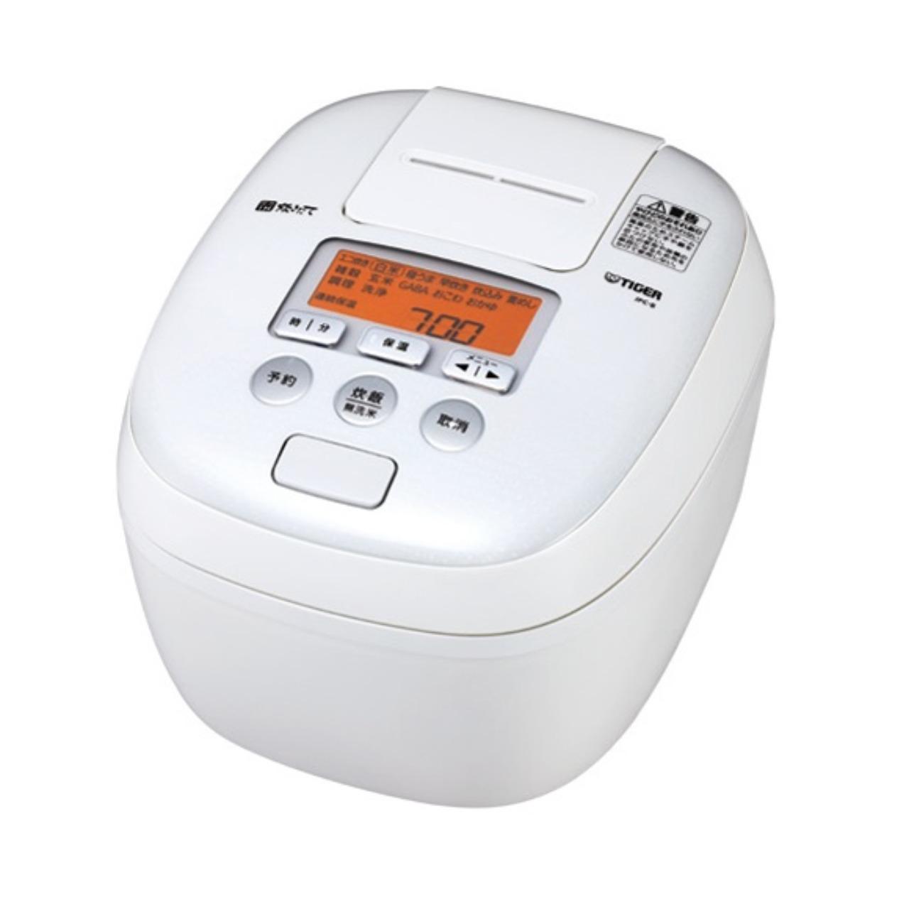 タイガー炊きたてJPC-B100圧力IH炊飯ジャー