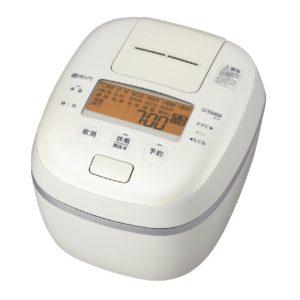 タイガー炊きたて ご泡火炊きJPI-A100圧力IHジャー炊飯器